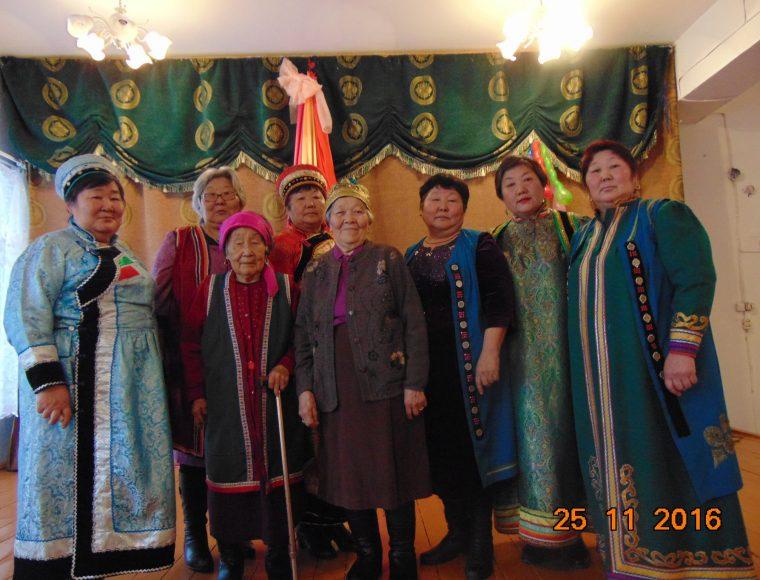 Встреча со старожилами 2018